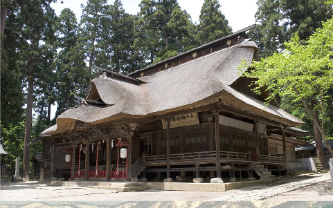 Shrines and Temples